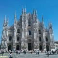 Cosa vedere a Milano: Il Duomo in un giorno di sole
