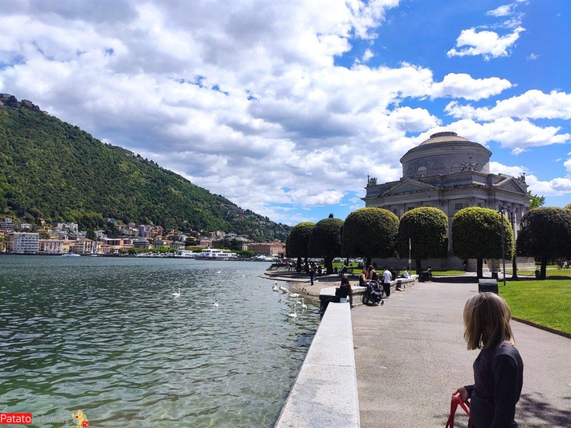 Lago di Como con i bambini: visitare città e dintorni - Patatofriendly