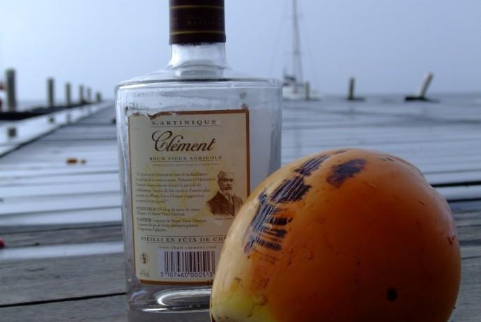 Martinica Rhum e cocco