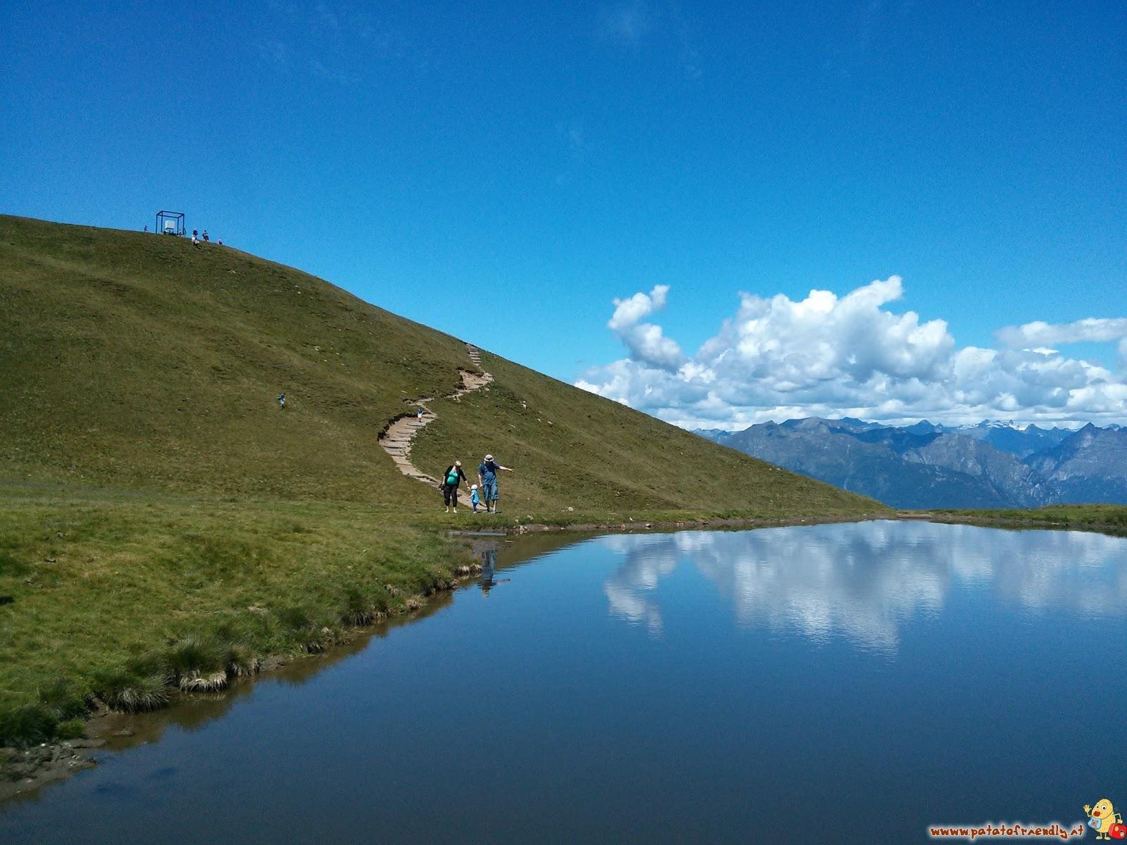 Il Lago di Lugano in Svizzera
