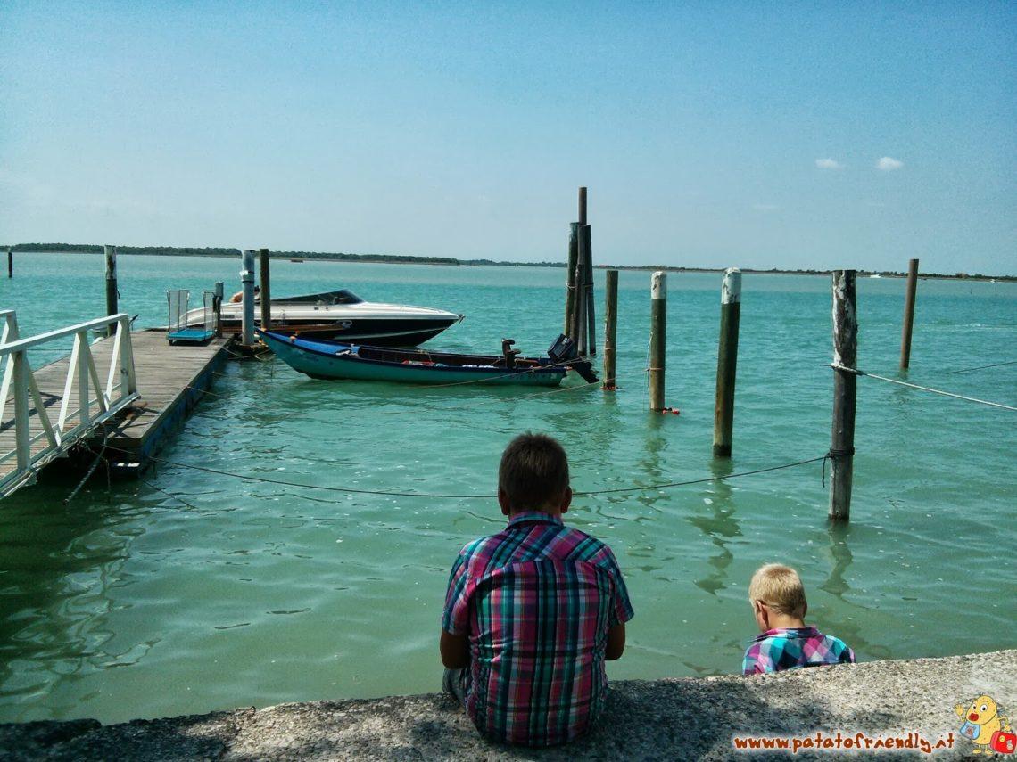 La laguna di Bibione