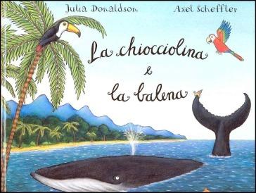 La chiocciola e la balena Book Cover