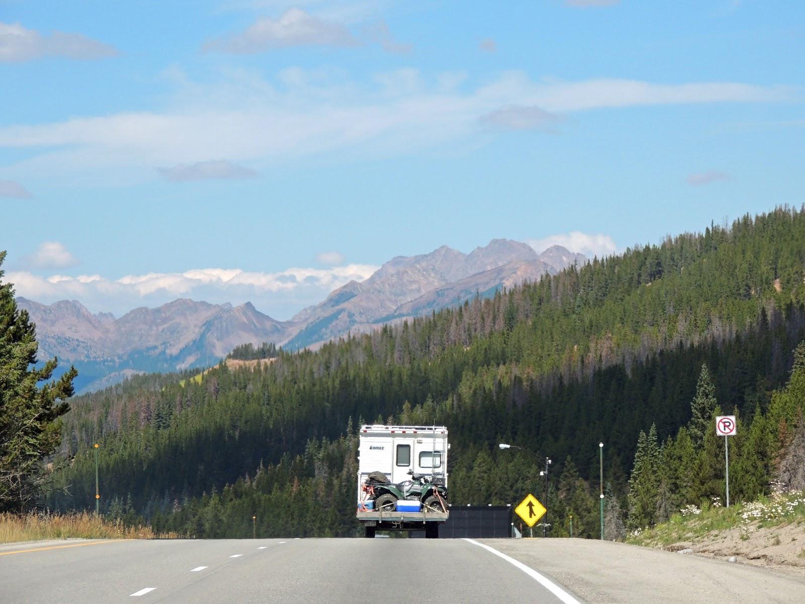 Viaggi in camper - credits. web