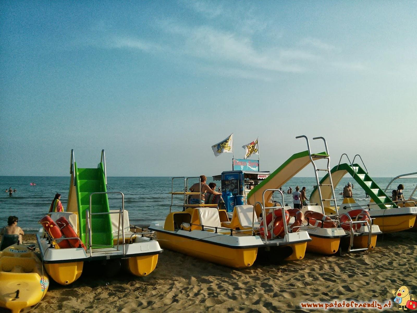 Viaggiare con i bambini al mare