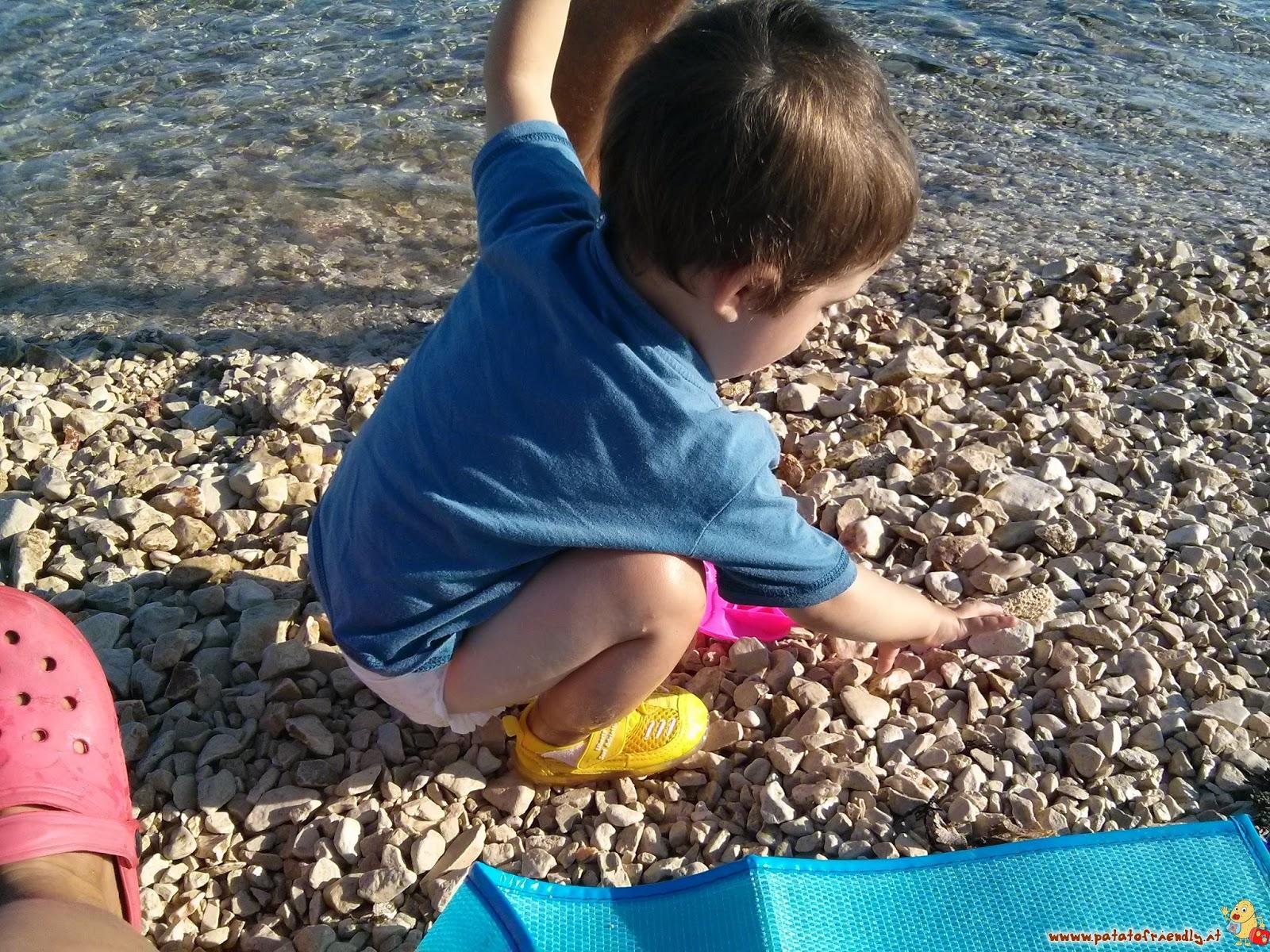Vacanze al mare con i bambini: Al mare in Croazia