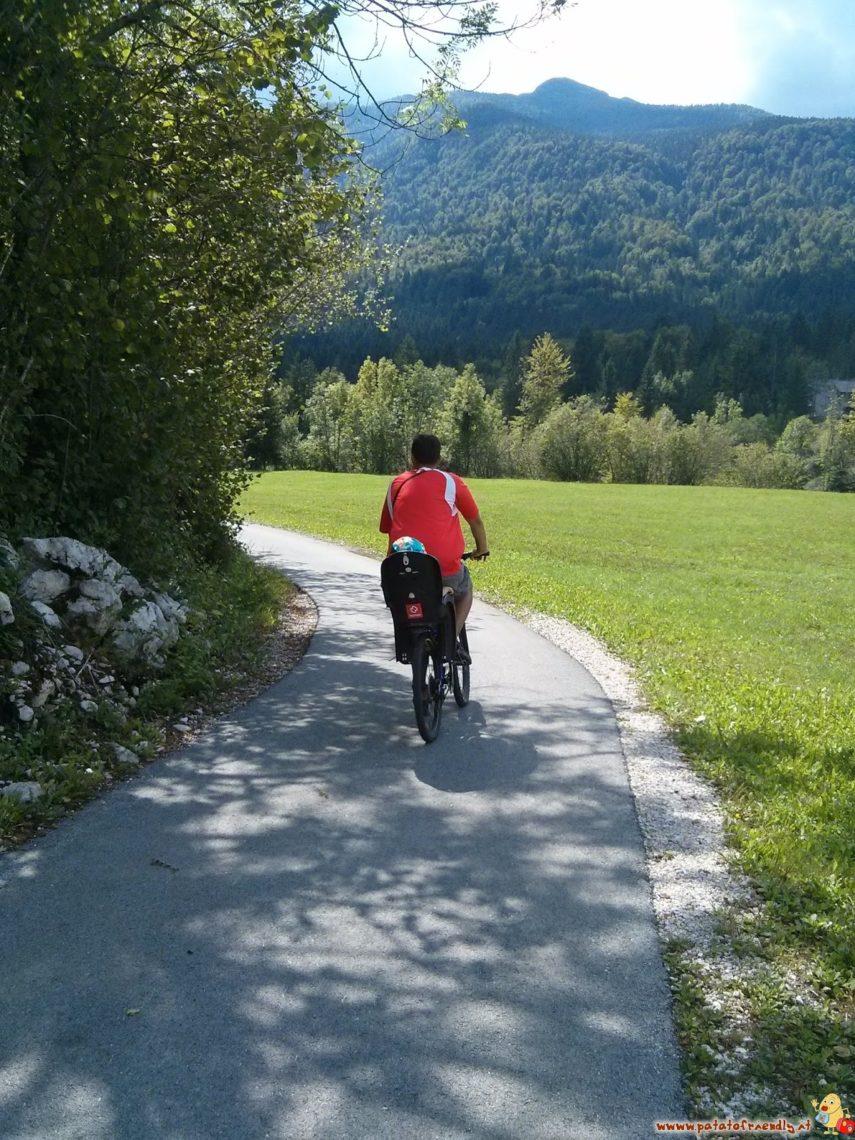 In bicicletta in Slovenia...