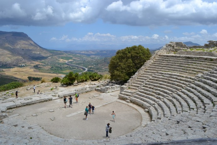 Il teatro greco di San Vito Lo Capo - Credits Federica MammaMoglieDonna