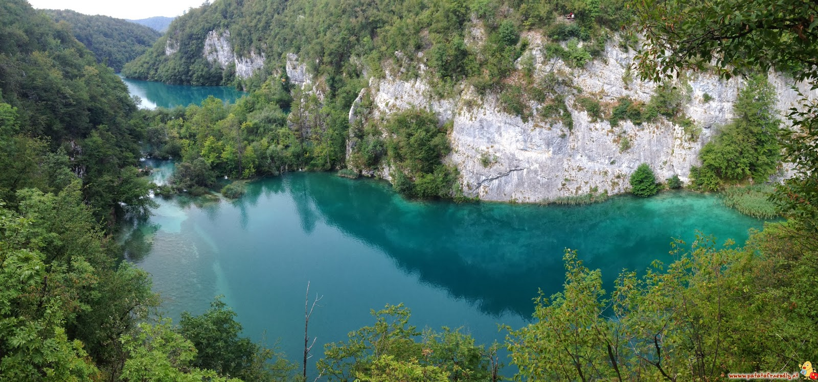 I Laghi di Plitvice in Croazia