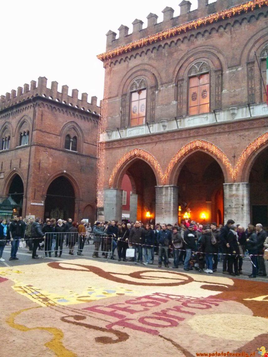 La piazza di Cremona