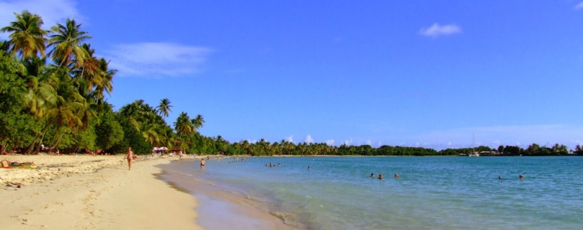 Caraibi: Martinica e le sue spiagge