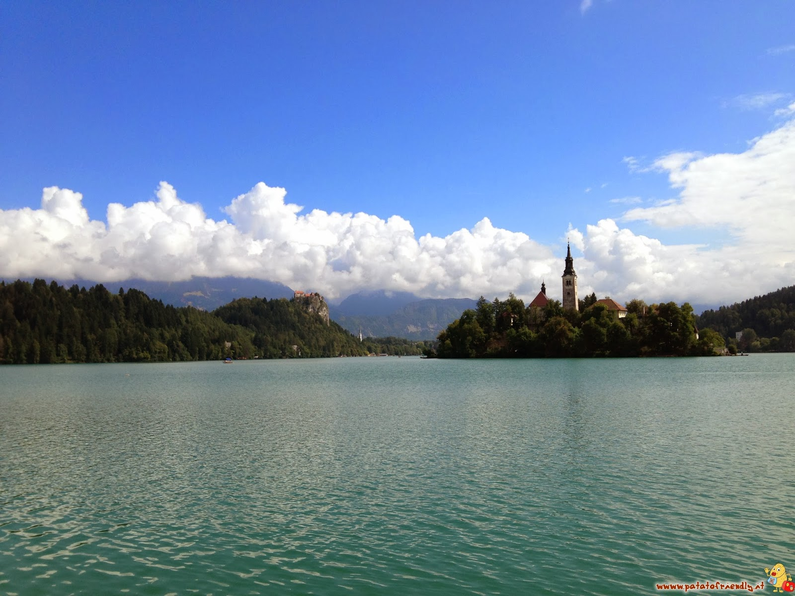Slovenia cosa vedere lago bled patatofriendly for Casetta sul lago catskills ny