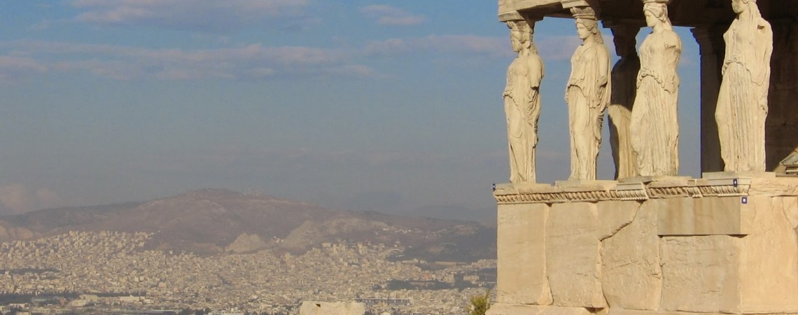 Atene - Il tempio di Atena Nike