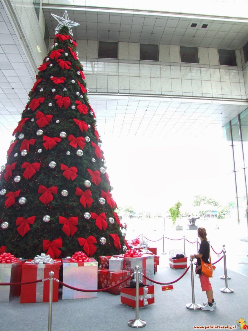 Natale a Singapore