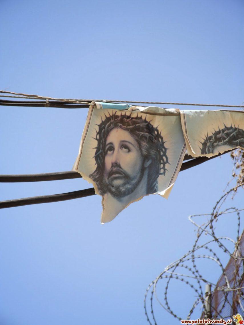 Gerusalemme in una via - Israele
