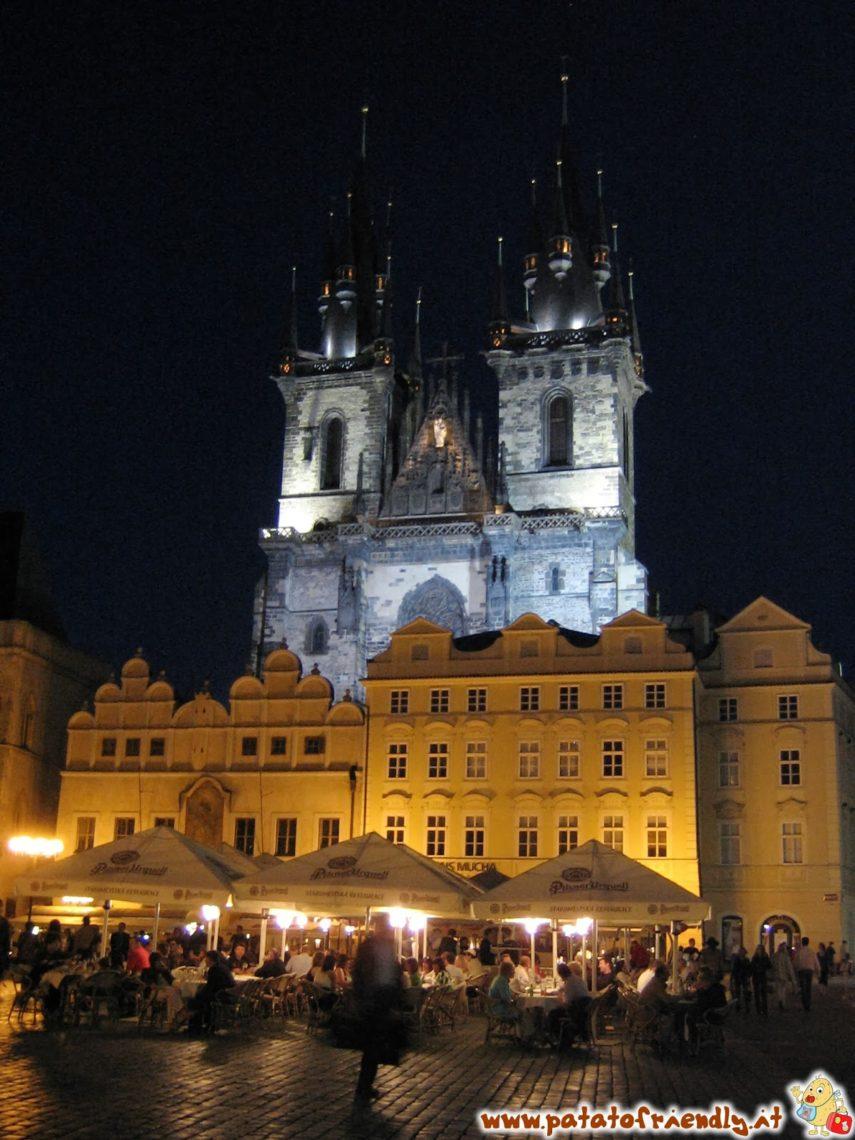 Vita notturna a Praga