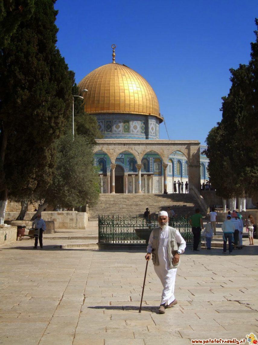 La Moschea di Gerusalemme - Israele