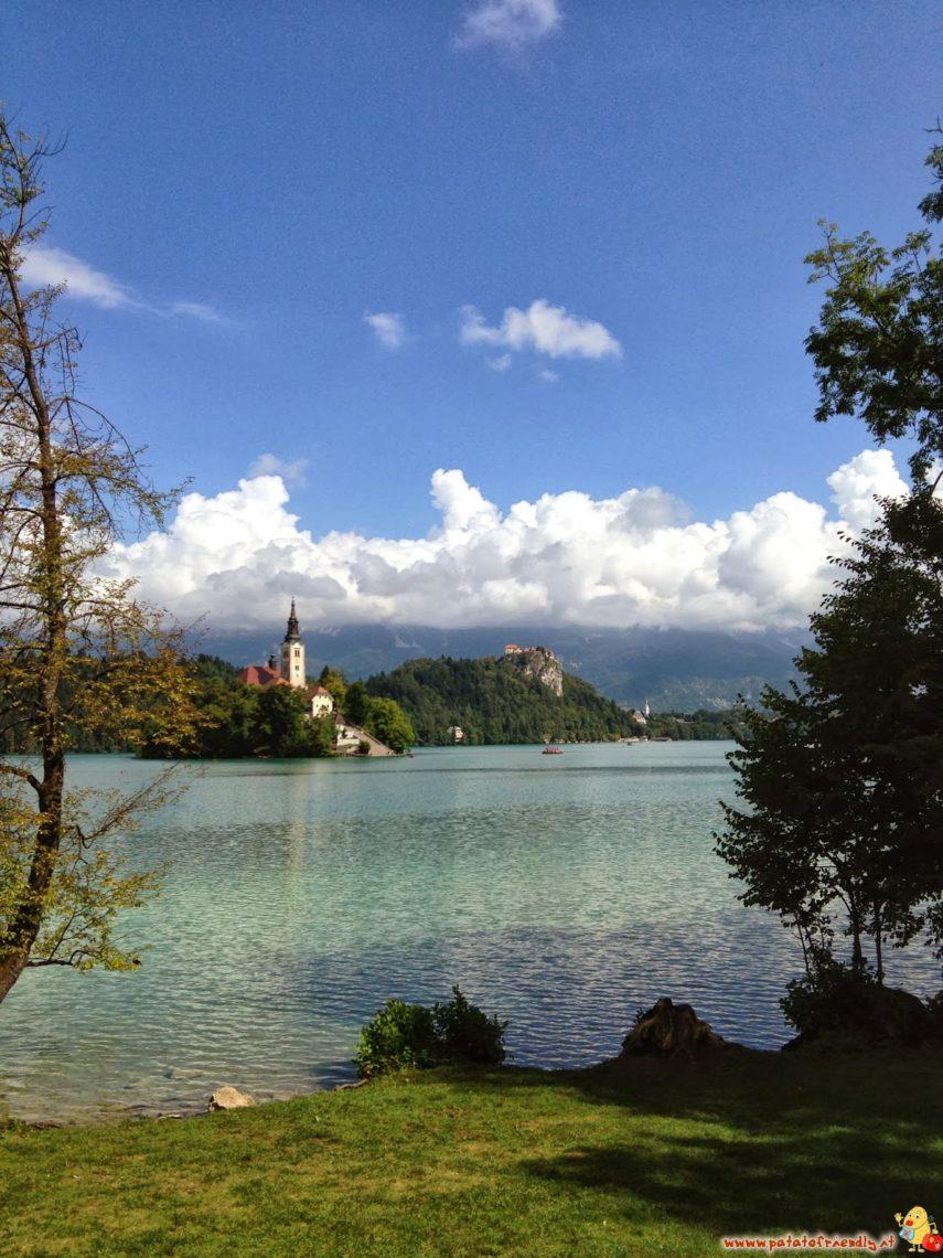 Bled ed il suo magnifico lago