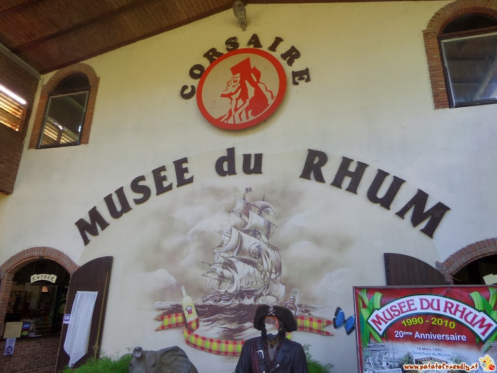 Il museo del Rum della Guadalupe
