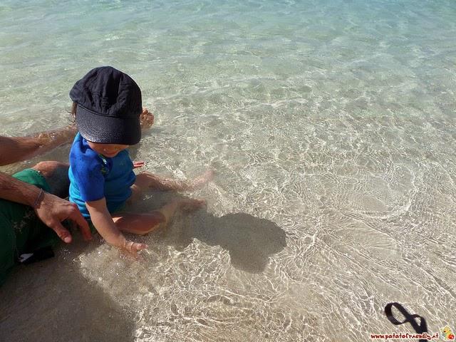vacanze al mare coi bambini - come organizzare - Guadalupe