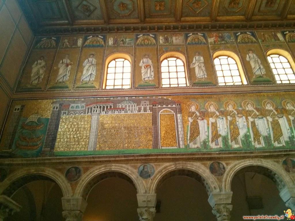 Dintorni di Milano Marittima: i mosaici di Ravenna con bambini