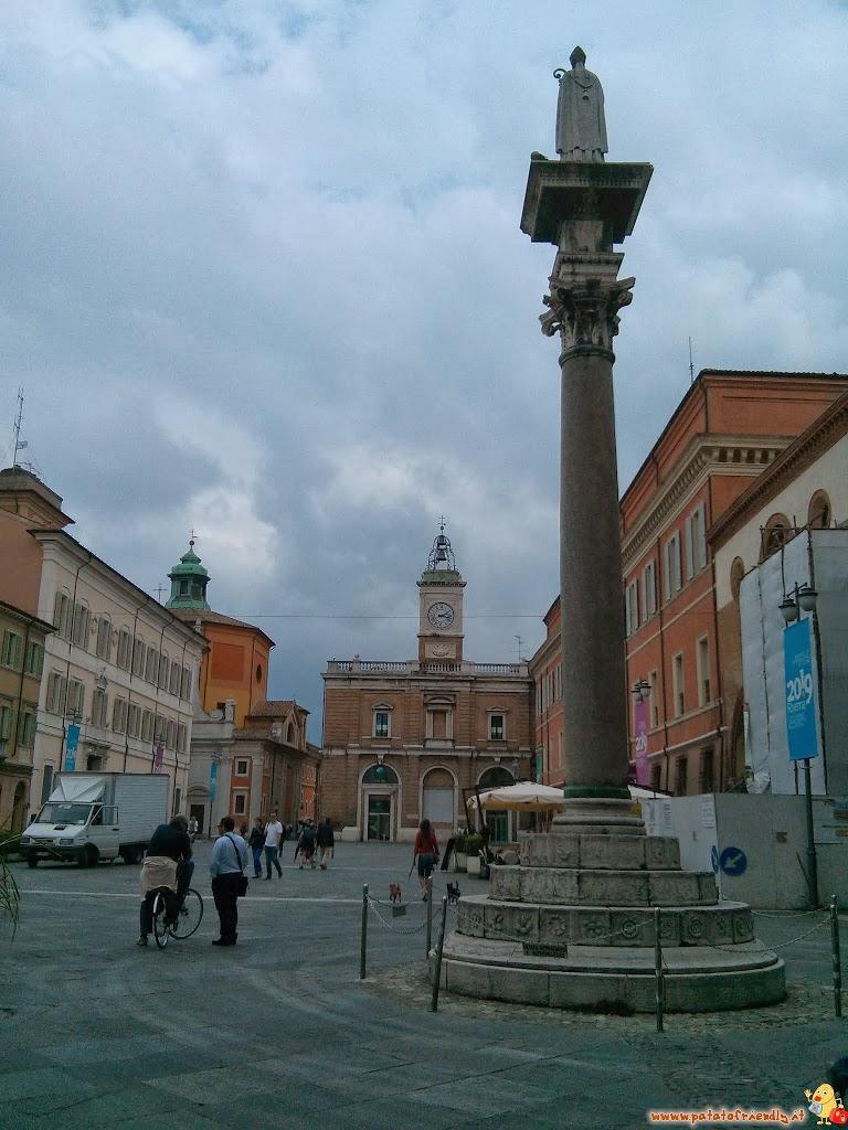 Ravenna con bambini cosa vedere