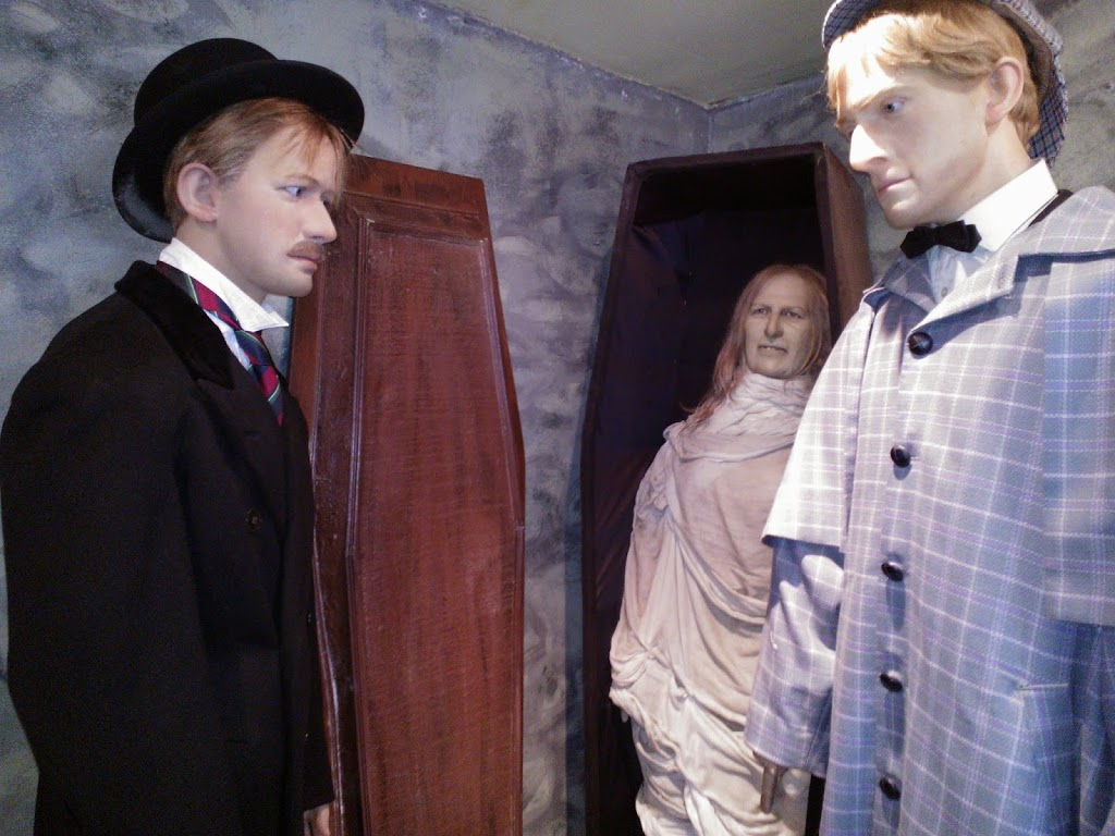 Il Museo di Sherlock Holmes a Londra - credits: Carlo