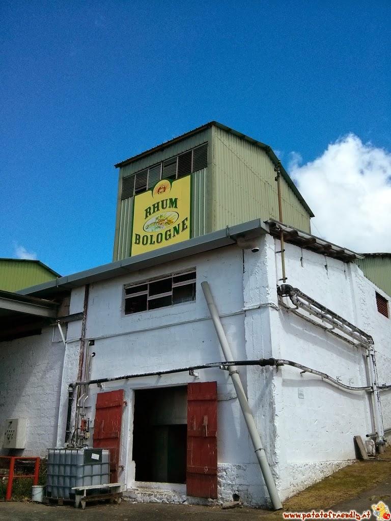 La distilleria Bologne