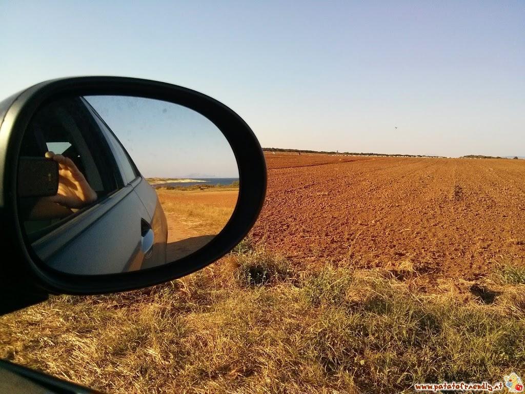 Le strade sterrate della Croazia