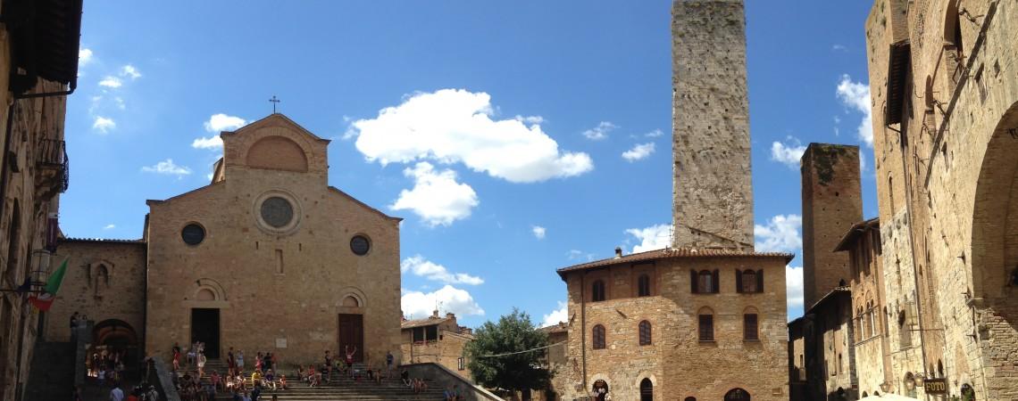 Il duomo di San Gimignano