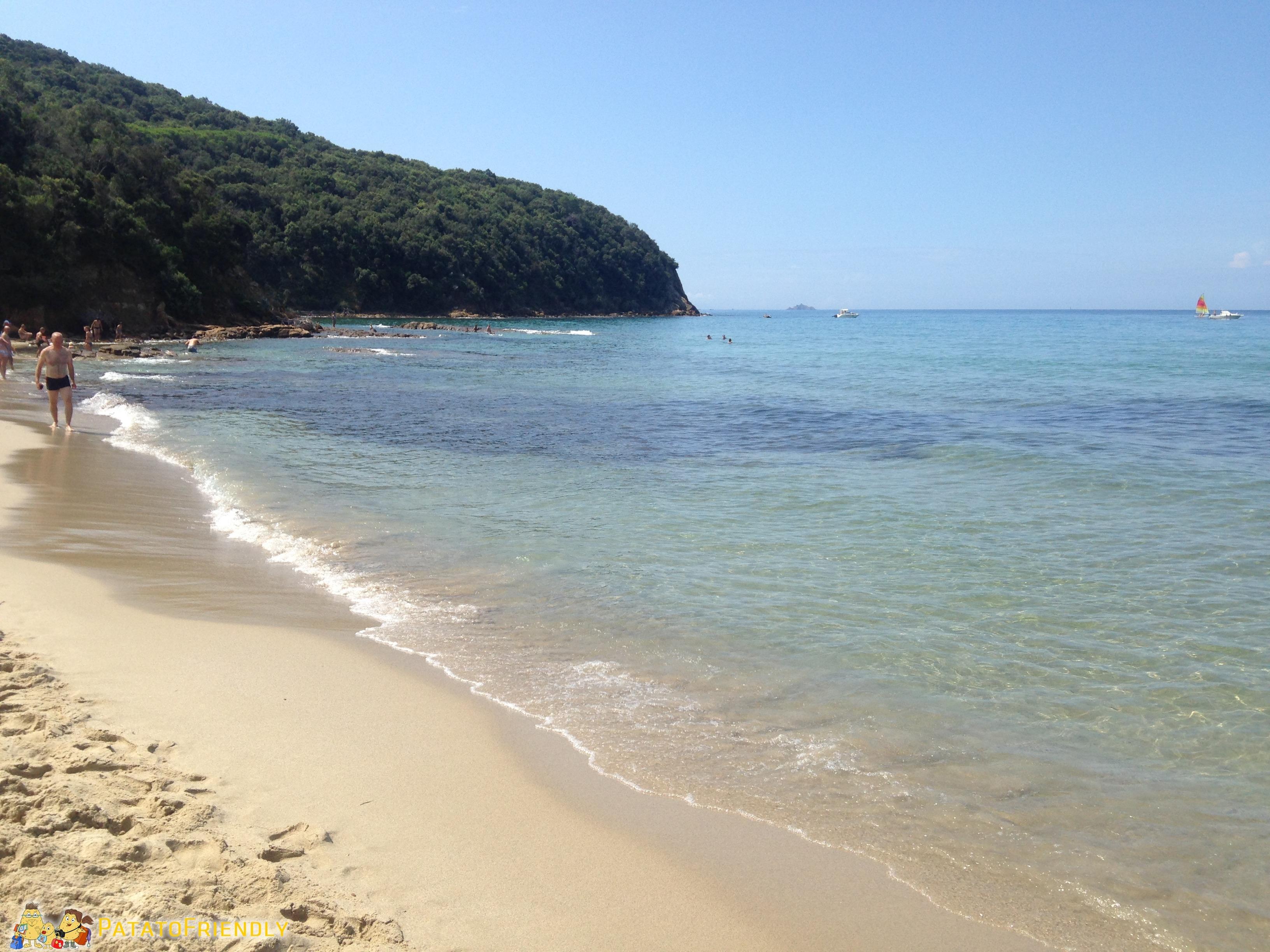 10 spiagge per bambini nella maremma toscana for Setacciavano la sabbia dei fiumi