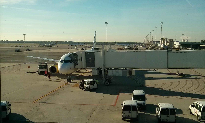Weekend low-cost: in aeroporto