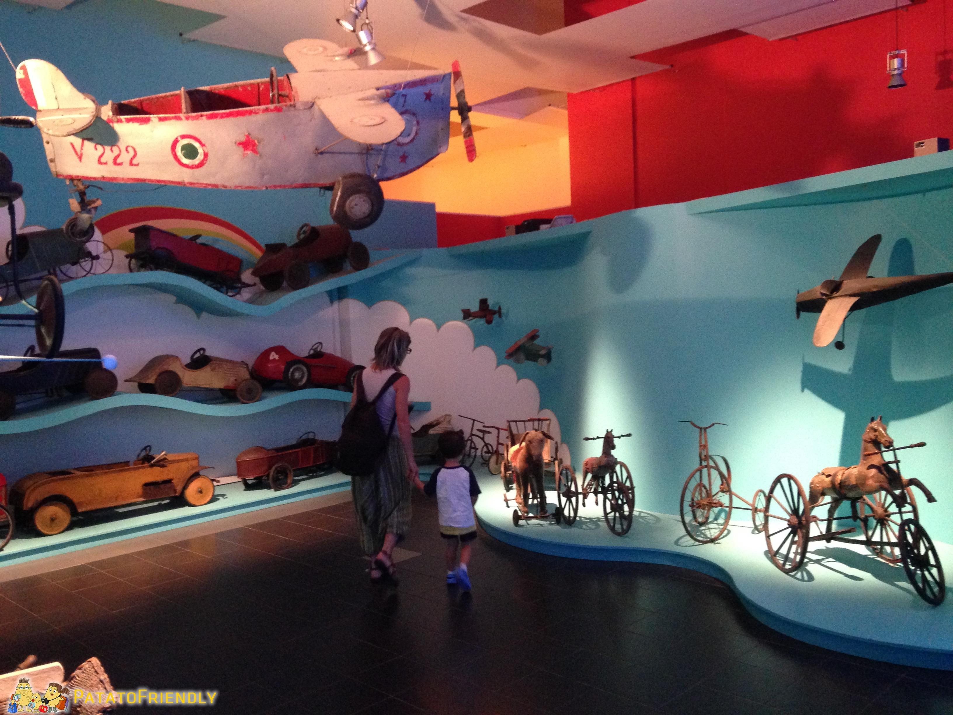 Il Museo del Giocattolo a Bra