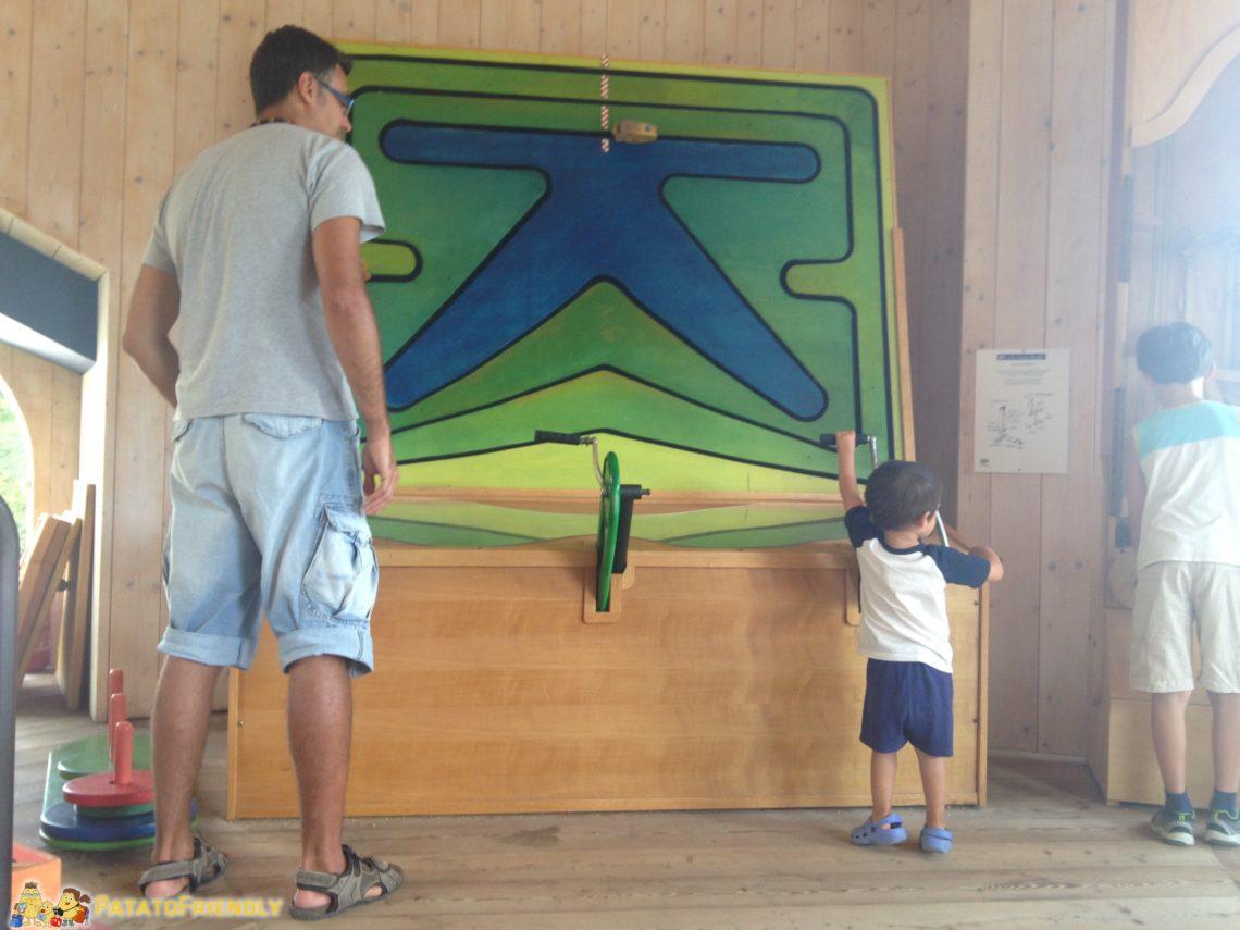 Giochi di legno per grandi e piccini al Boschetto dei giochi e Fantacasino