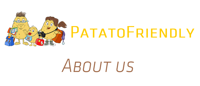 About us - Patatofriendly