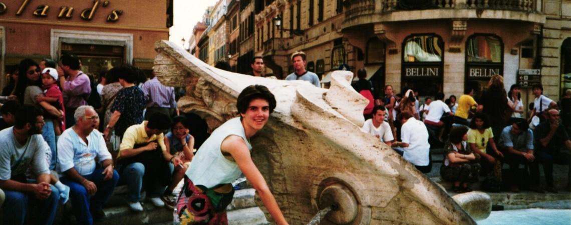 La mia prima volta a Roma