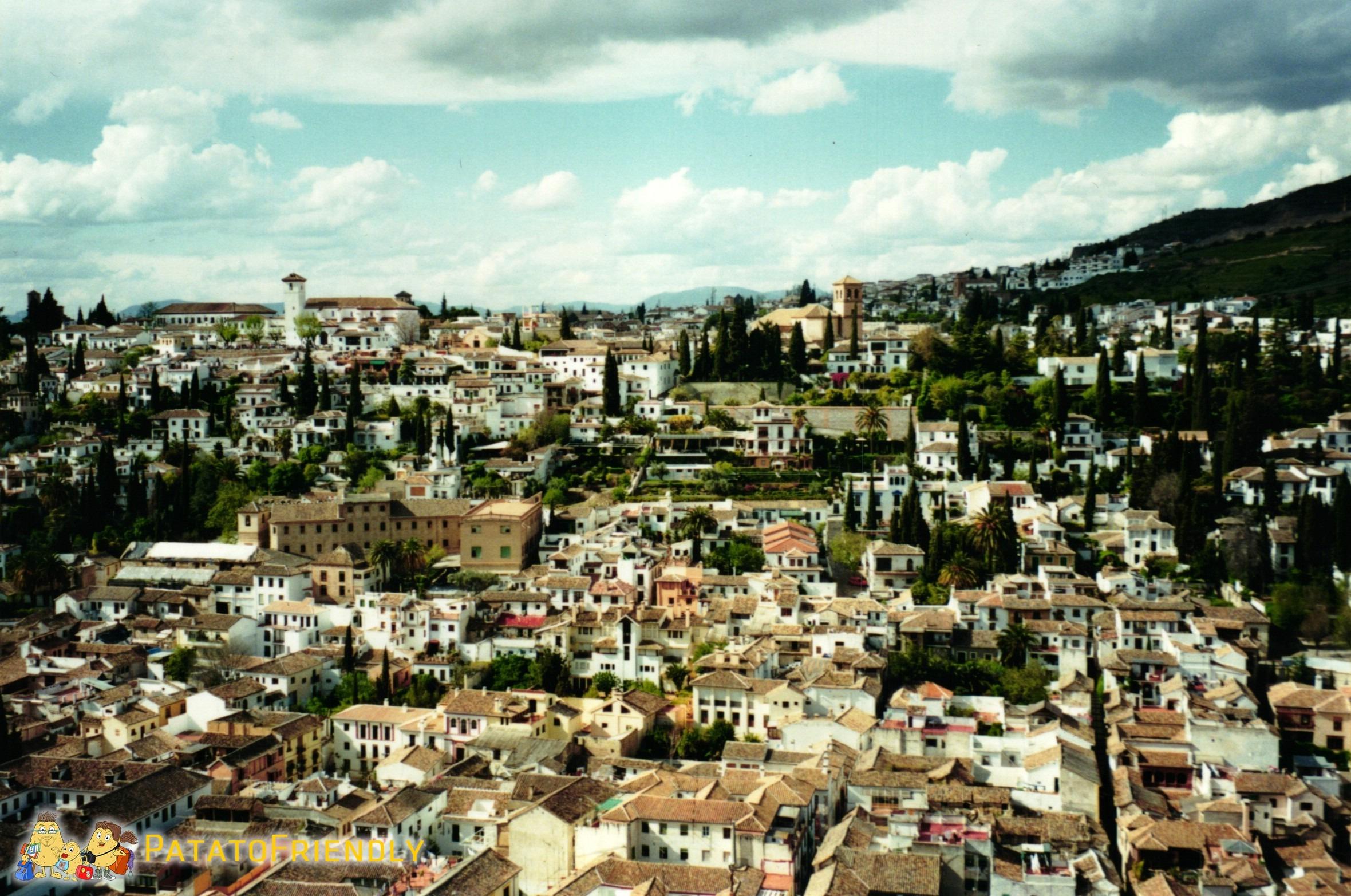 Il Sacromonte di Granada