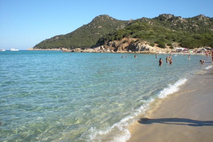 Sardegna - Cala Sinzias - Credits Livia