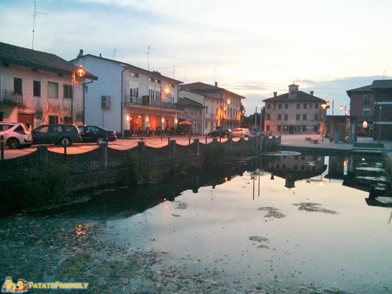 Alvisopoli - il borgo