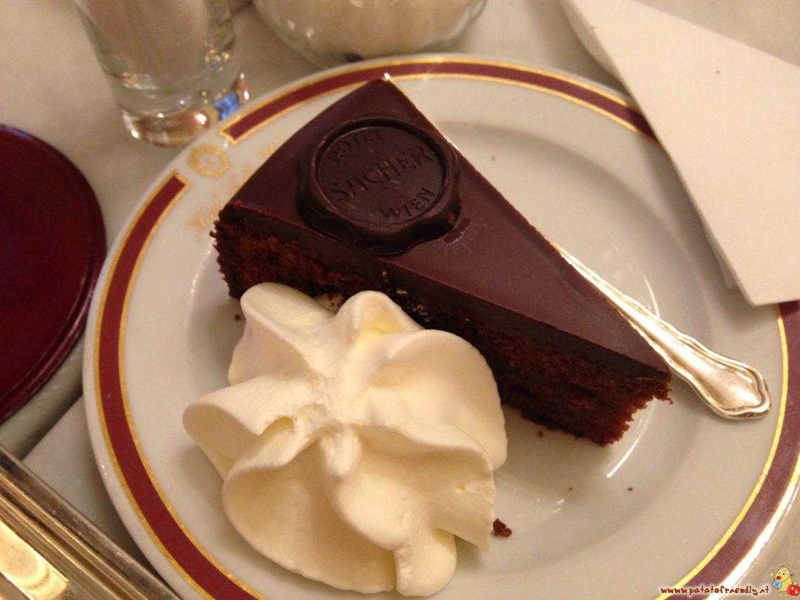 La deliziosa Sacher Torte originale