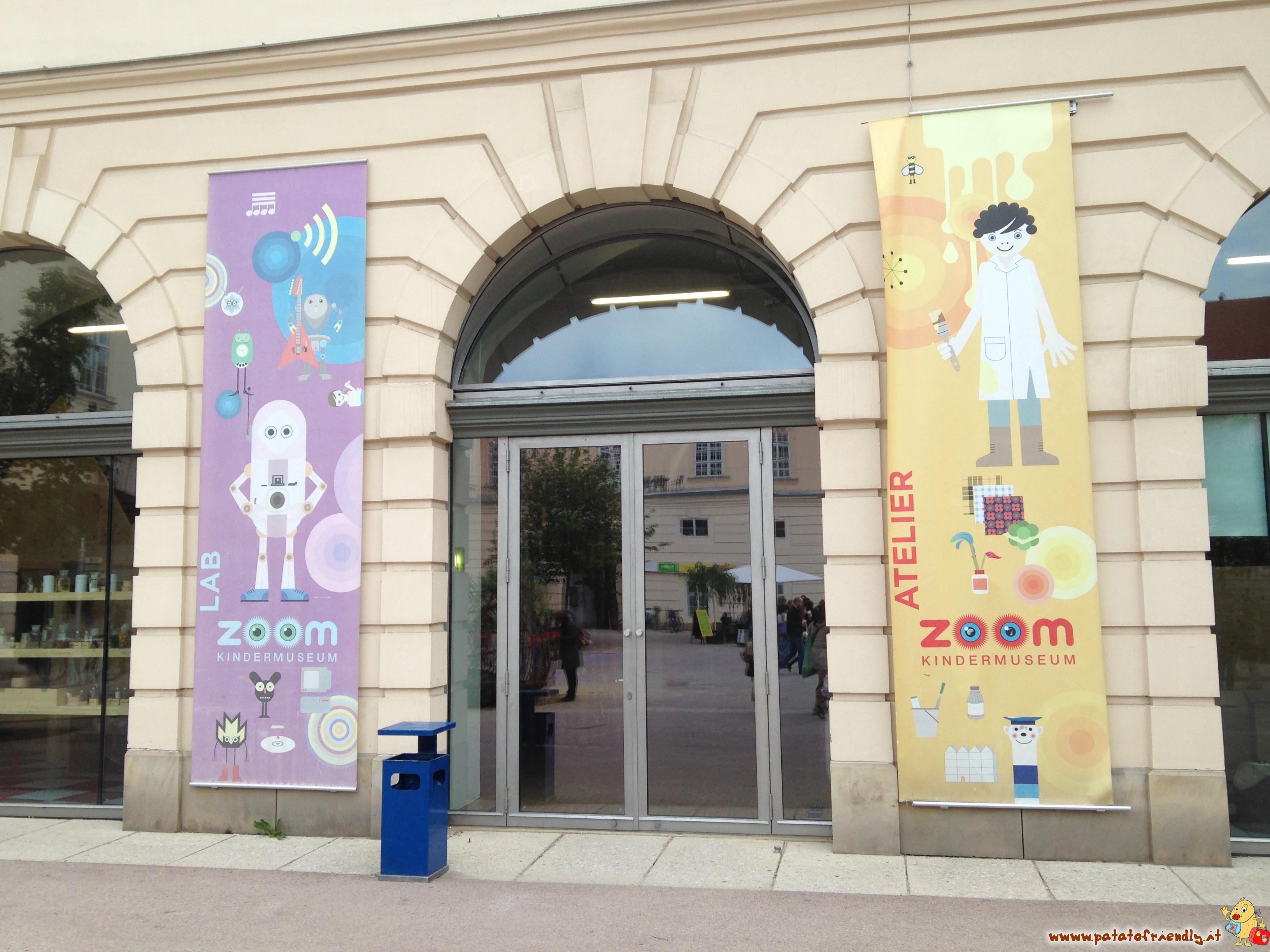 Lo Zoom, il museo per bambini di Vienna