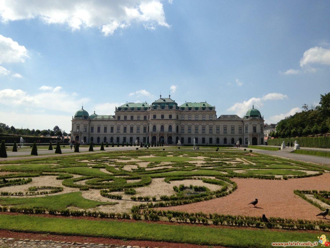 Lo Schloss Belvedere