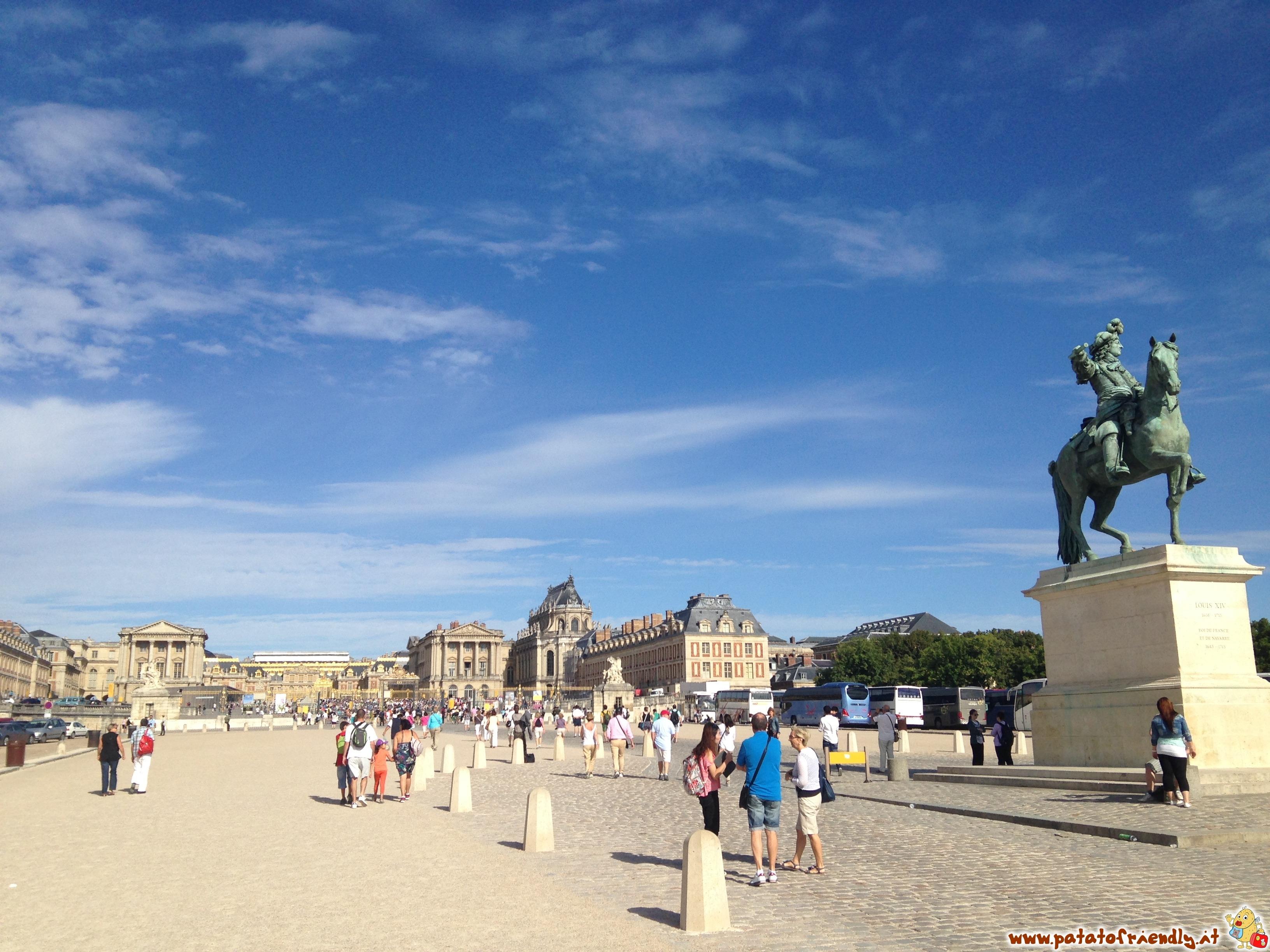 Parigi con i Bambini: la Reggia di Versailles e la fattoria didattica