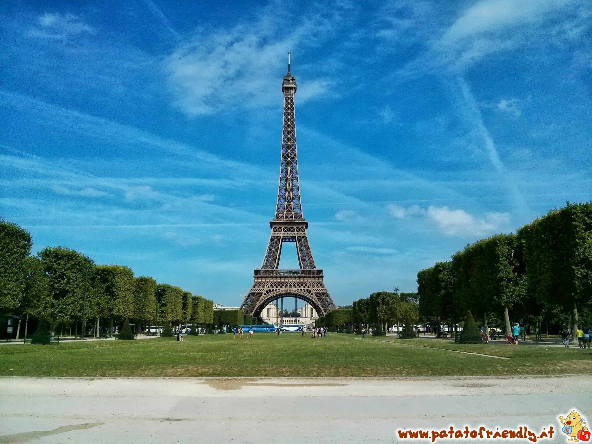 Viaggiare low-cost a Parigi