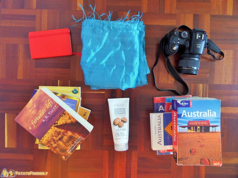 #nonpartosenza la valigia di una mamma viaggiatrice prima di essere mamma