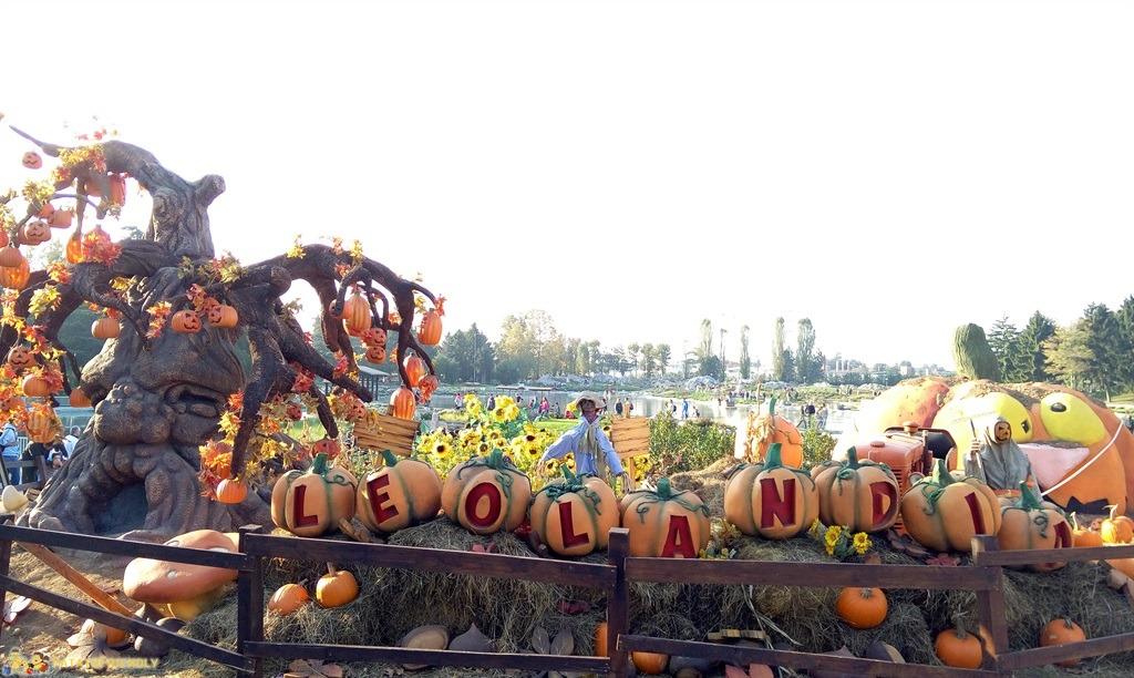 Visitare Leolandia ad Halloween