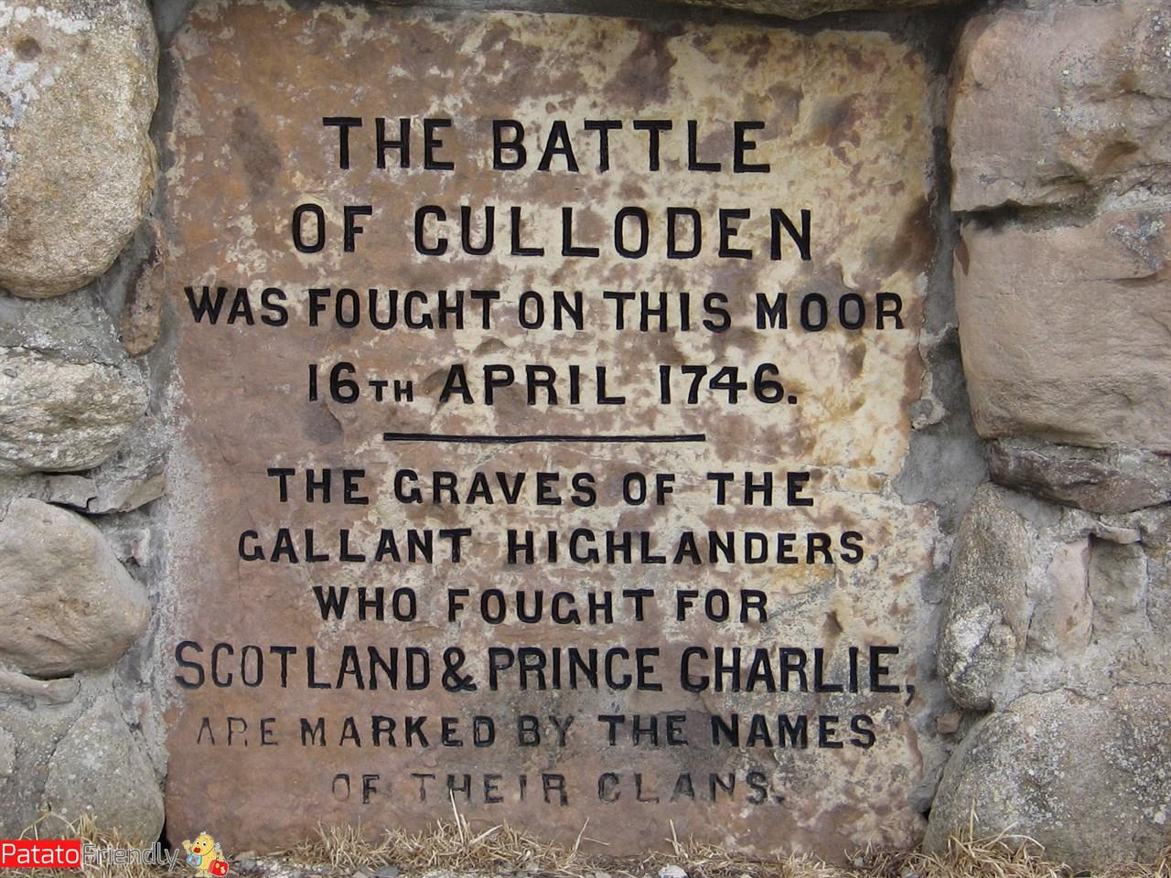 [cml_media_alt id='15541']Campo di battaglia di Culloden da vedere in Scozia on the road[/cml_media_alt]
