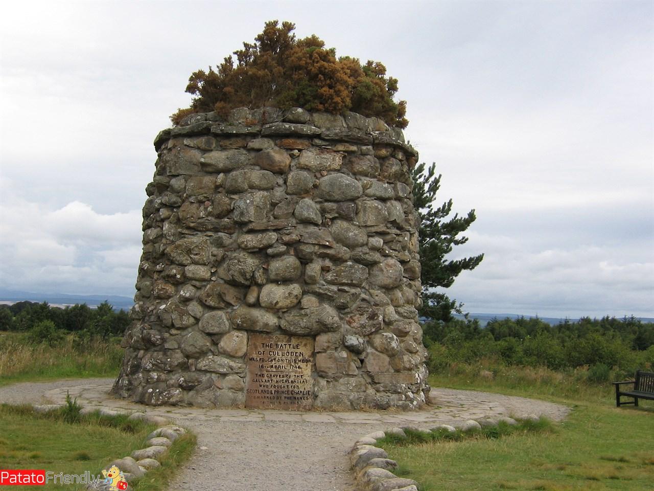 [cml_media_alt id='15531']Campo di battaglia di Culloden in Scozia[/cml_media_alt]