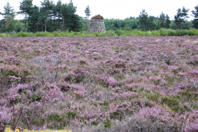 Culloden in Scozia