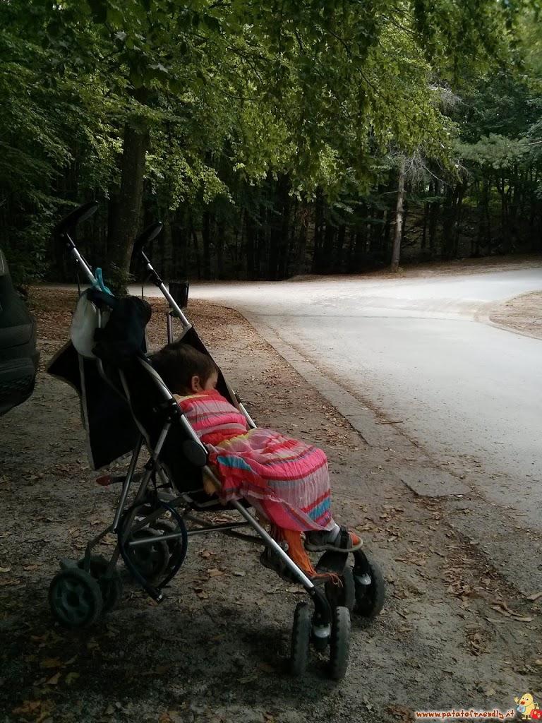 Trasportare il bambino in viaggio: il classico passeggino ultraleggero