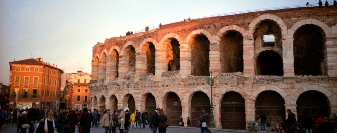 Arena di Verona - Credits Gabriele Ravanetti